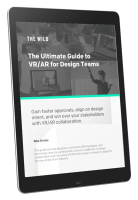 The Ultimate Guide to VRAR Collaboration - iPad Image